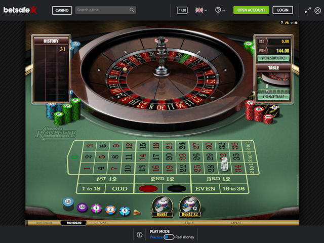 Betsafe screenshot 4